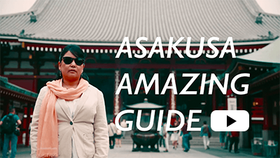 movie Asakusa Amazing Guide